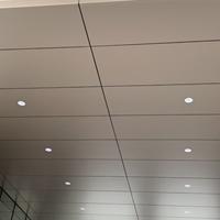 人行天橋兩側包邊鋁單板 頂棚鋁單板