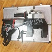 ISC外卡式管道坡口機鋁合金機身全自動加工
