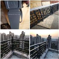 北京食府门头铝窗格-仿古铝合金窗格