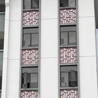 铝合金防盗网定制价格铝窗花加工厂家