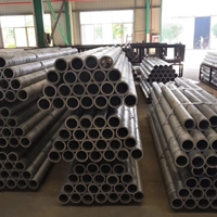 上海5082大口径锻件铝管起订量100公斤