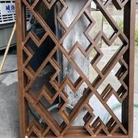 西安方管燒焊鋁窗花定制廠家