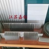 高倍齒散熱器型材定制
