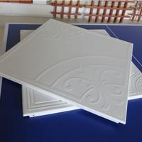 微孔铝扣板,工程铝天花,600600铝扣板天花