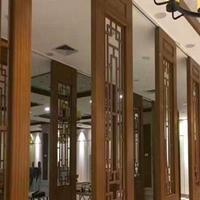 广西桂林招牌仿古铜铝合金花格