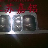 工業鋁型材三孔軌道鋁針梁廠家直銷