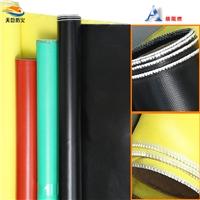 阻燃隔熱硅膠布 耐磨耐刮墊片硅膠布