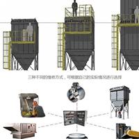 服装厂布袋除尘器 专项使用袋式服装厂除尘器价格-力荐萧阳环保