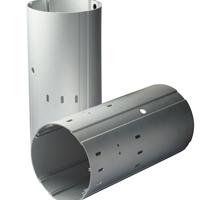 防撞块,新能源电动车架铝型材精加工