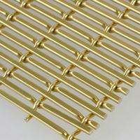 硕隆厂家供应 装饰幕墙网 幕墙铝板 幕墙工程金属网