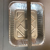 廠家生產鋁箔餐盒規格全價格低燒烤烹飪專用
