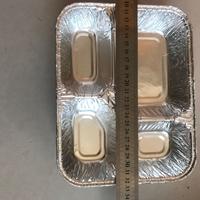 廠家生產直銷鋁箔餐盒規格全價格低燒烤烹飪