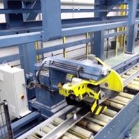 启程达机械铝型材挤压简易牵引机