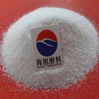 表面处理喷砂白刚玉 抛光研磨白刚玉微粉