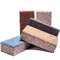众光陶瓷透水砖生产步骤
