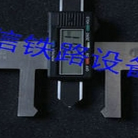 钢轨道叉磨耗仪辙叉尖轨断面磨耗仪
