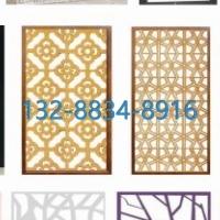 圆形/椭圆电镀家居歌剧院型材挤压木纹铝窗花 欧若斯