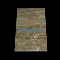 电梯/楼梯聚酯粉末仿石纹高光蜂窝铝板制造