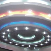 松江定制弧形铝板