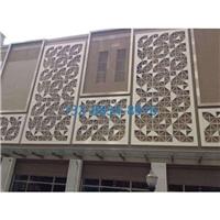 铝雕花板厂家浮雕铝单板