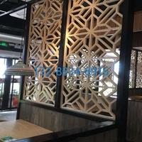 台江型材焊接铝窗花