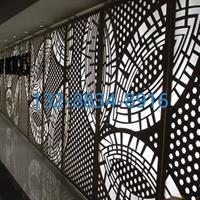 真石漆写字楼家居金属雕花板生产