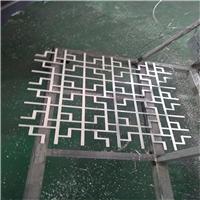 佛山铝方管焊接铝花格厂家