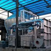 天然氣熔鋁爐、熔鋅爐