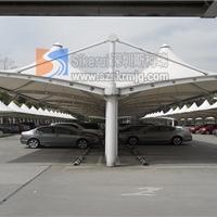 停車棚膜結構