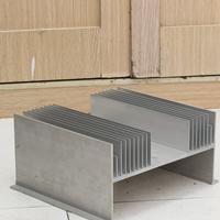 廠家批發太陽花散熱器,門窗鋁型材
