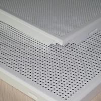 XW-L600豪亞鋁天花,噴涂鋁天花,沖孔鋁方板