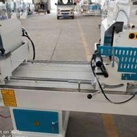 制作塑鋼門窗的機器設備全套報價生產廠家