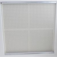微孔鋁扣板,沖孔吸音鋁扣板,吊頂鋁天花扣板