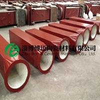 耐磨陶瓷除灰管道 灰渣输送管道
