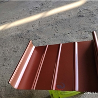铝镁锰板安装工艺流程YX65-300型 多亚