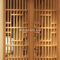 贵州中式围墙铝花格