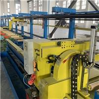 意美德630吨铝型材挤压生产线 挤压机耗能低
