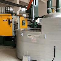 350KG蓄热式燃气熔铝炉 铝合金熔炉