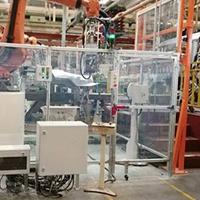 铝型材防护围栏系统 设备防护围栏定制加工