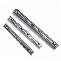 铝合金直片角码 直码 直片直条平家具连接件一字角码 铝型材配件