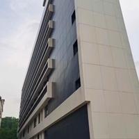 星氧美容整型医院室内白色铝单板