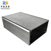 铝型材放大器外壳定制