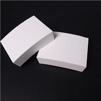 旋流器用氧化鋁陶瓷內襯耐磨高硬度穩定性好廠家直銷