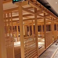 复古木纹铝护栏 阳台铝护栏焊接 定做生产厂家