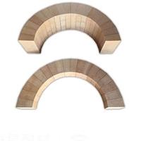 粘土异型砖厂家成批出售 异型砖加工定制 厂家免费寄样