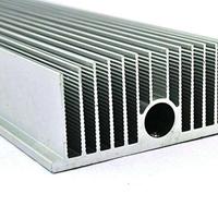 型材散热器6063T56061T6工业铝型材散热片