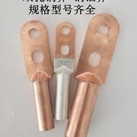 双孔铝鼻子DL-120双孔铝线鼻子
