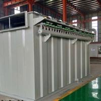 专业设计制作钢厂高炉LCM-8600�O长袋离线脉冲除尘器 宏大制造