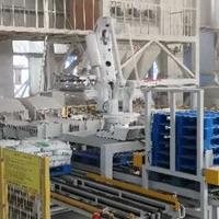 制造业厂家生产方式--码垛机器人