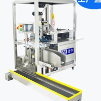 面膜包裝生產線一體機